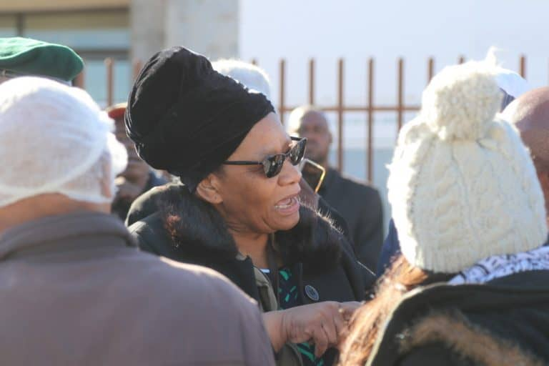 Privaat vervolging van Thandi Modise begin in Maart 2020