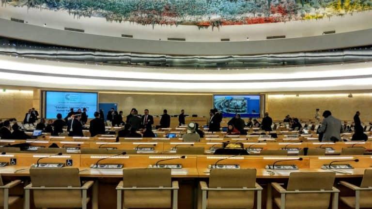 VN-forum: SA-verteenwoordiger val AfriForum-voorlegging met leuens aan