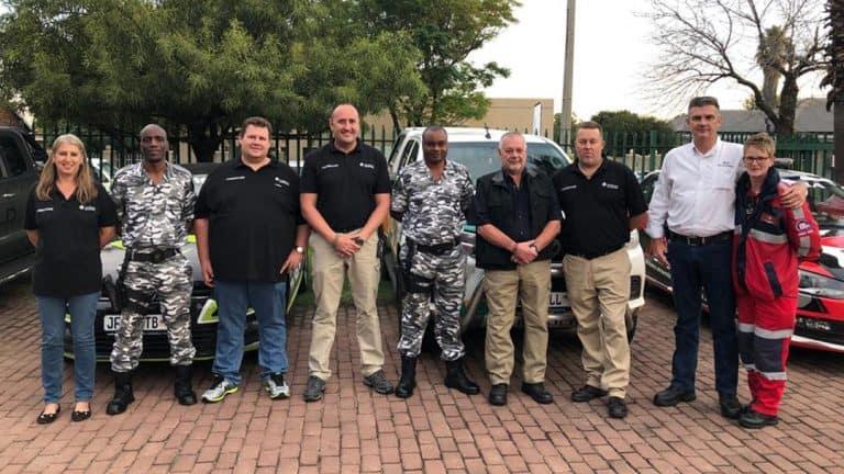 AfriForum's East Rand neighbourhood watches participate in national patrol