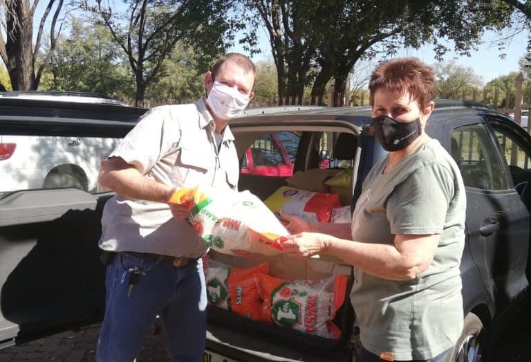 AfriForum se Mooirivier-takke help gemeenskappe tydens COVID-19-pandemie