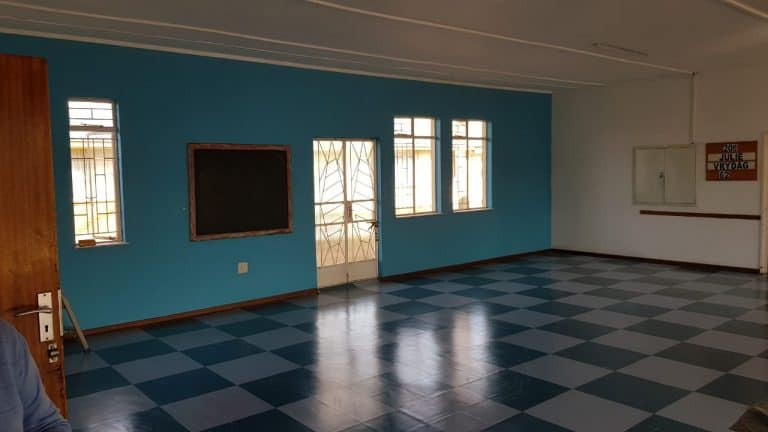 AfriForum's Springs branch renovates old-age home's dining hall