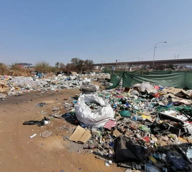 AfriForum demands action against illegal recyclers at SuperSport Park