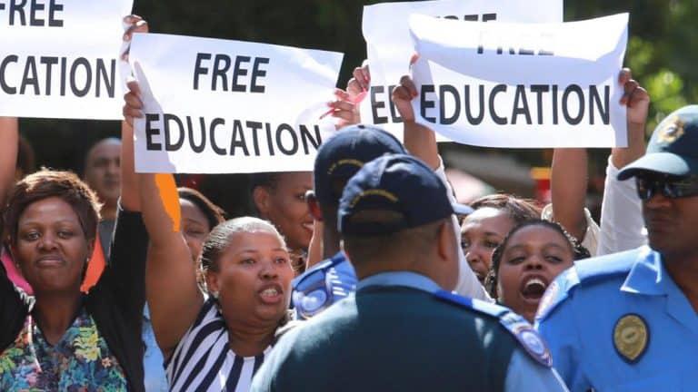 Wat wag op universiteitskampusse in die lig van die EFF-jeug se dreigemente oor anargie?