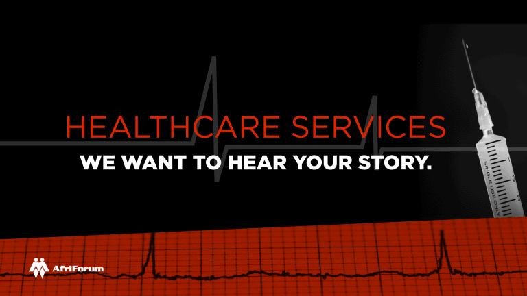 Healthcare services – we want to hear your story.