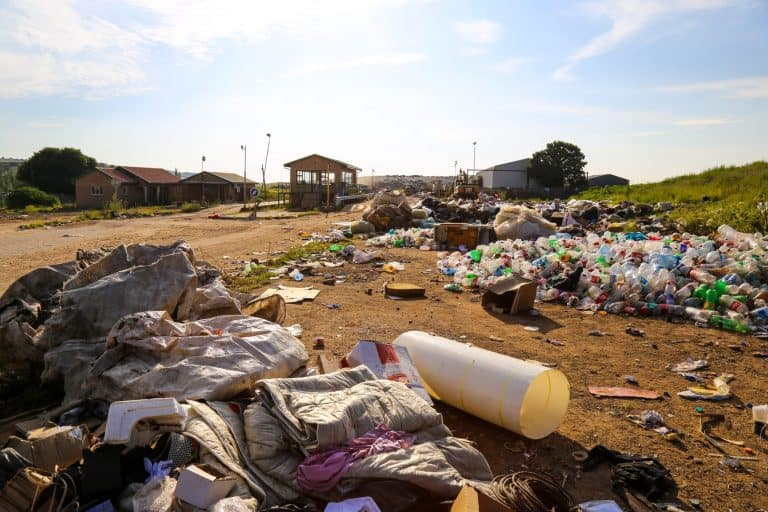FREE STATE LANDFILL SITES IN POOR CONDITION