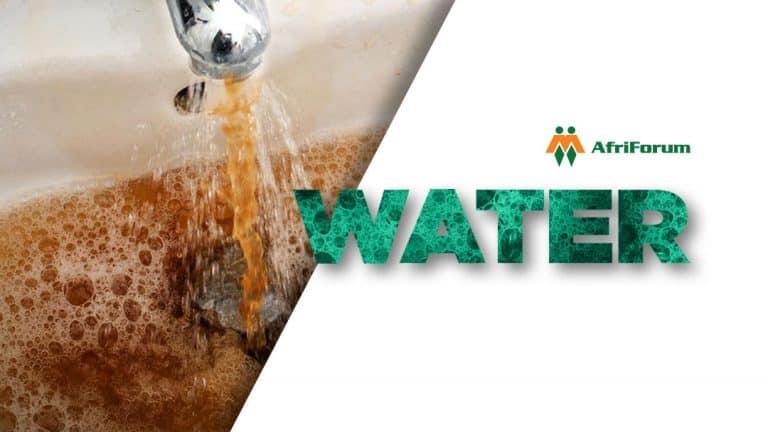 Watertekorte in Kimberley