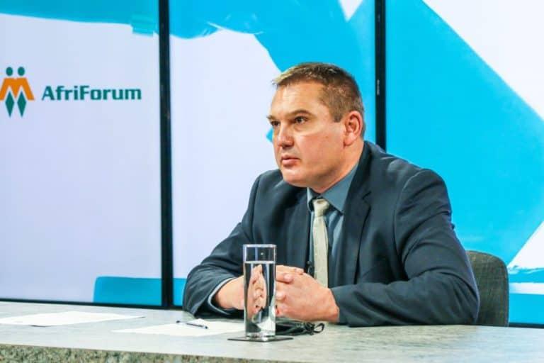 NO BASIS FOR POSTPONING MUNICIPAL ELECTIONS, SAYS AFRIFORUM