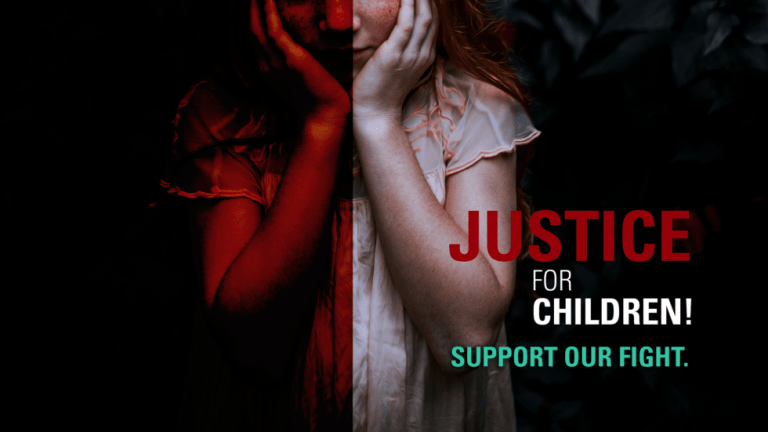 JUSTICE FOR CHILDREN!