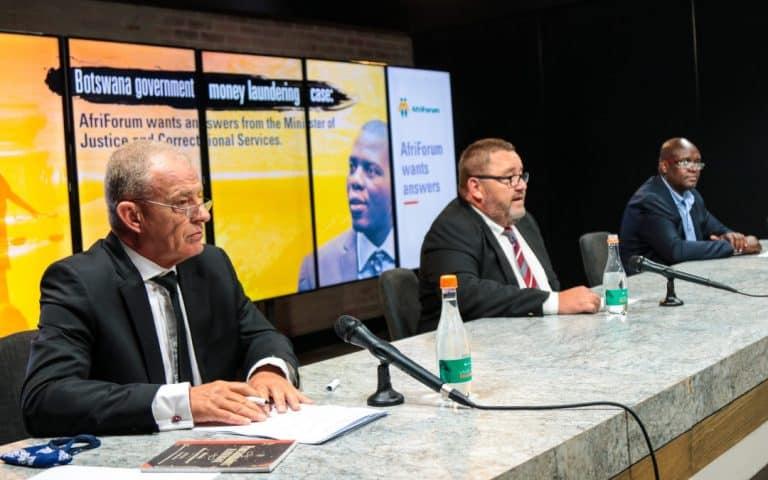 BOTSWANA-SAAK: HOFDATUM VASGESTEL VIR ONGEOPPONEERDE MANDAMUSAANSOEK
