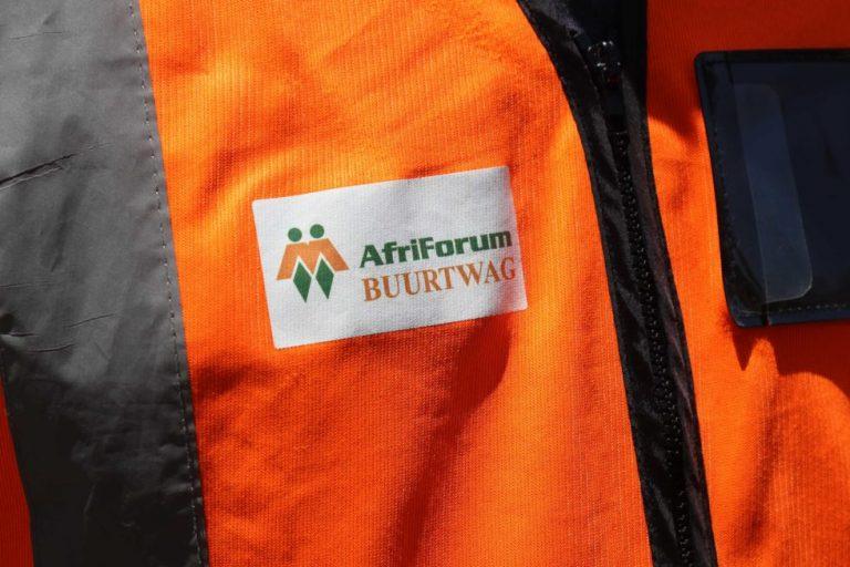 AFRIFORUM'S MPUMALANGA NEIGHBOURHOOD WATCHES PARTICIPATE IN NATIONAL PATROL