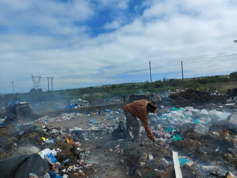 LANDFILL SITES IN GAUTENG ARE BECOMING A REASON TO WORRY