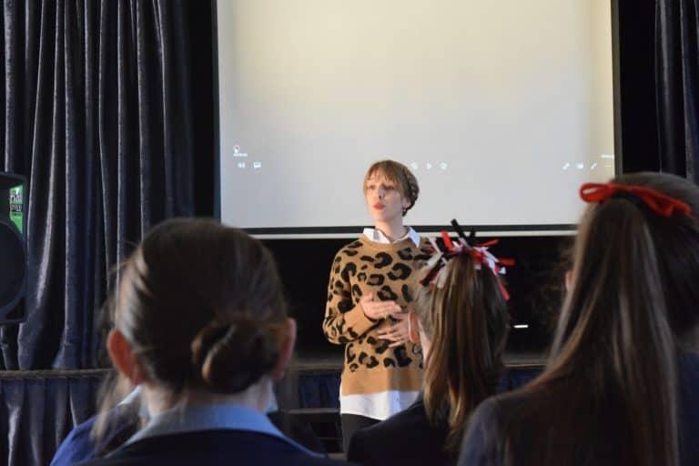 AfriForum se teenboelieveldtogspan besoek CVO Skool Pretoria