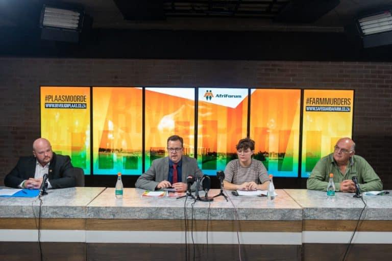 AfriForum stel plaasaanval-en-moordstatistieke vir 2020 bekend