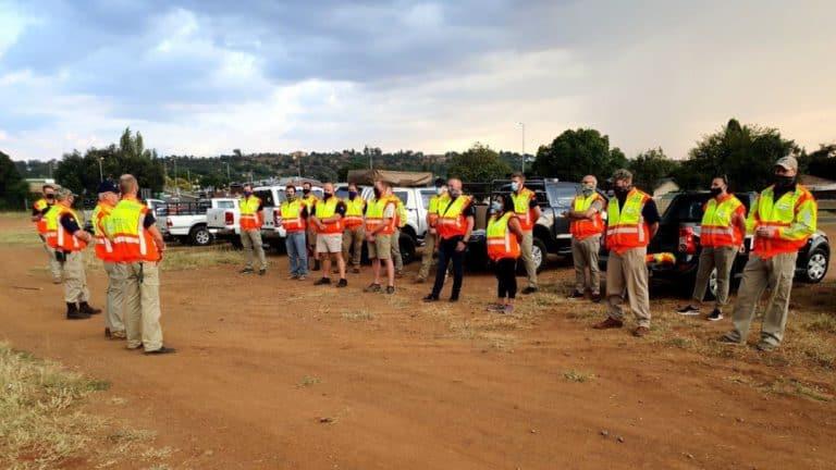 AFRIFORUM'S GAUTENG NEIGHBOURHOOD WATCHES TAKES PART IN NATIONAL PATROL