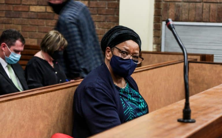 THANDI MODISE: TWO WITNESSES CALLED; SANCO DISRUPTS COURT