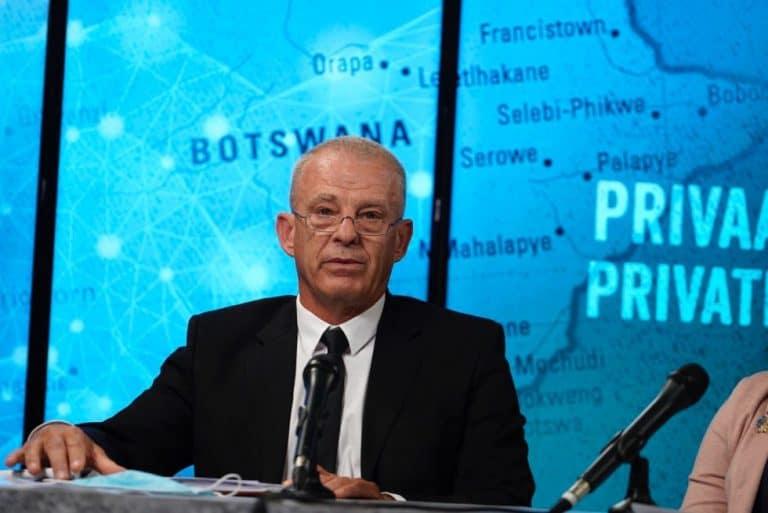 PRIVAATVERVOLGINGSEENHEID IN BOTSWANA VIR KONSULTASIE IN MASWABI-SAAK