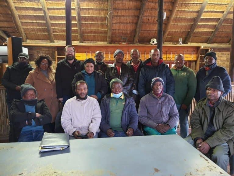 AFRIFORUM PROVIDES LEGAL SUPPORT TO BAROLONG BOO MODIBOA COMMUNITY
