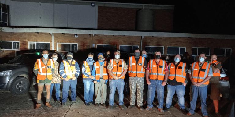 Patrollie help om Ermelo-strate te beveilig